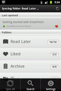 InstaFetch PRO - screenshot thumbnail