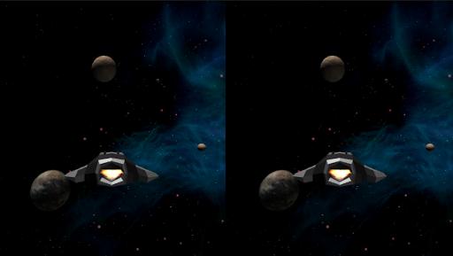Interspace VR Jogo