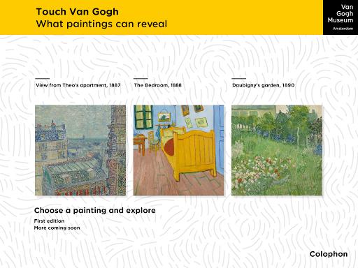 Touch Van Gogh 3.0.11 screenshots 1