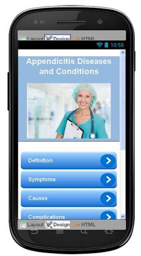 Appendicitis Information