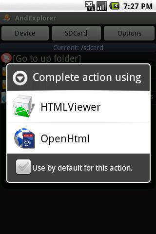OpenHtml - screenshot