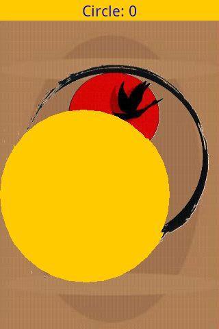 Zen Circle Game