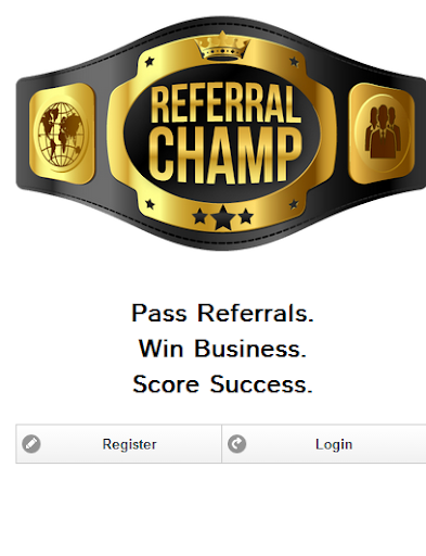 Referral Champ