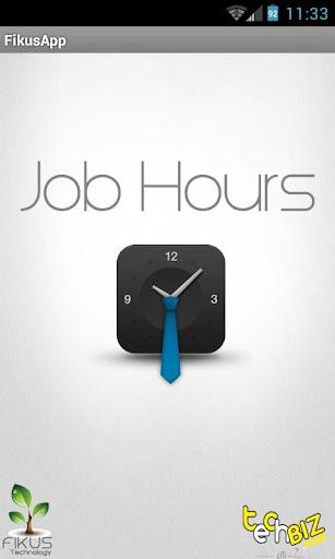Techbiz 2012 Job Hours