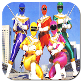 Unofficial Power Rangers