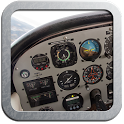 Flight Cockpit View HD icon