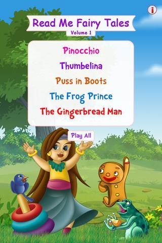 Read Me Fairy Tales Vol - 1