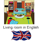 Living Room in English icon