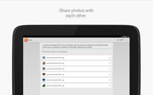 Tapatalk Pro - 100,000+ Forums  screenshots 8