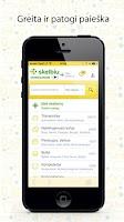 Screenshot of Skelbiu.lt