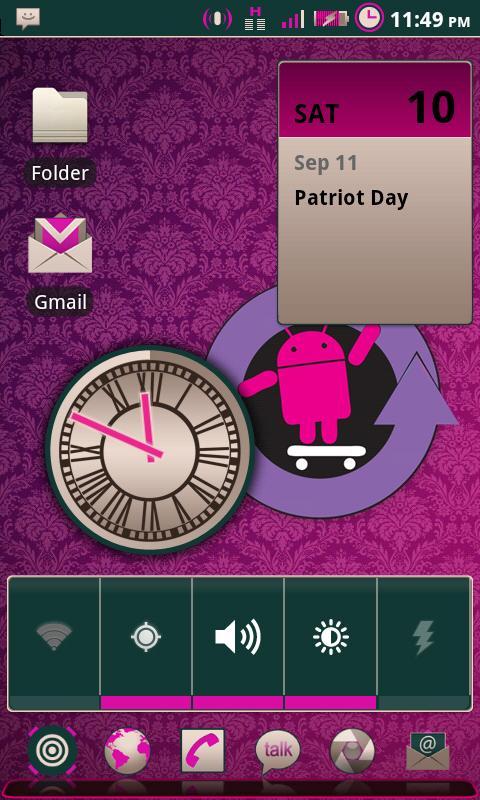 Chroma (Pink)- screenshot