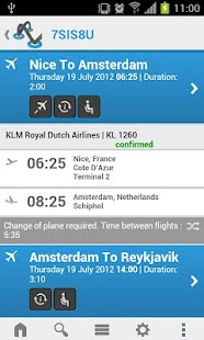 CheckMyTrip - screenshot thumbnail
