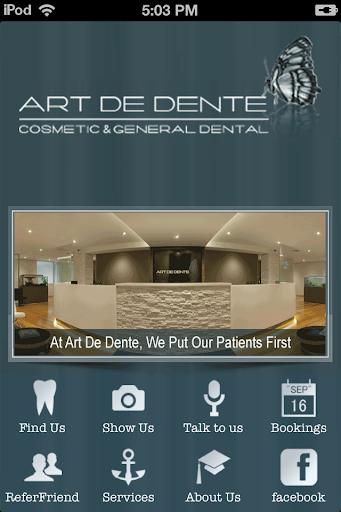 Art De Dente Cosmetic Dentist