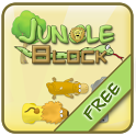 Jungle Block FREE icon