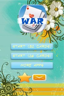 戰爭 - 紙牌遊戲