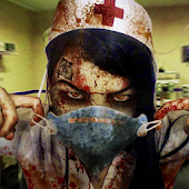 Shoot The Scary Zombie Nurse