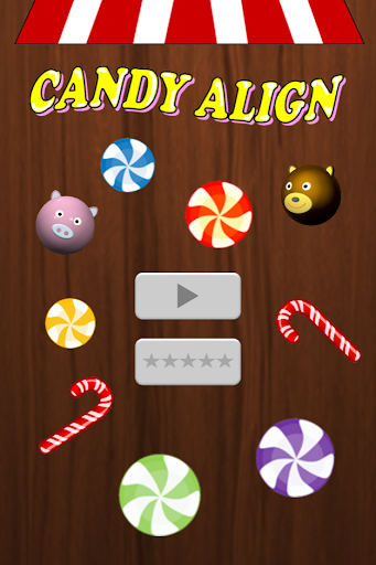 2 Players Candy Align