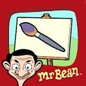 Mr Bean Color & Paint Book icon