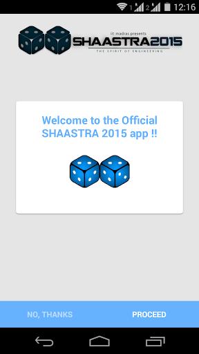 Shaastra '15