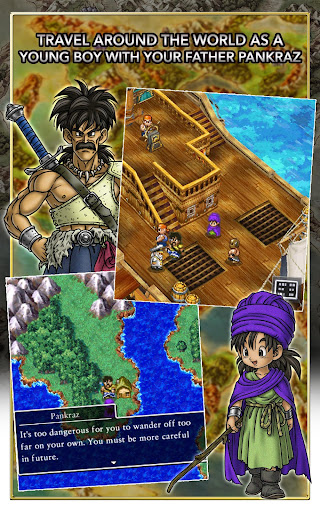 DRAGON QUEST V  screenshots 7