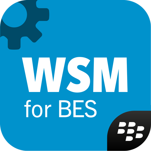 Work Space Manager for BES12 LOGO-APP點子