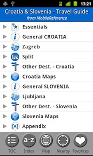 Croatia & Slovenia - Guide - screenshot thumbnail