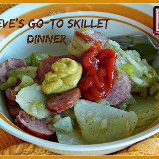 Steve's Go-To Skillet Dinner