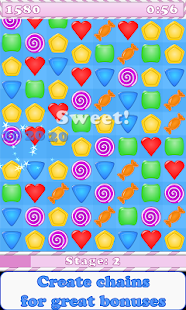 Candy & Jewels - screenshot thumbnail