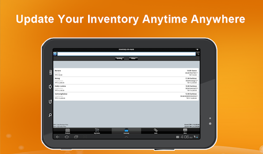 Goods Order Inventory System- screenshot thumbnail