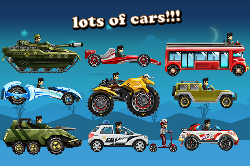 Up Hill Racing: Car Climb  screenshots EasyGameCheats.pro 1