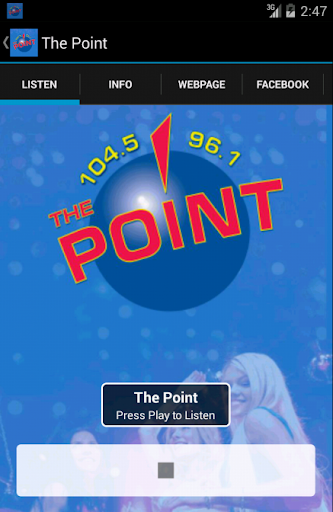 104.5 96.1 The Point WXER