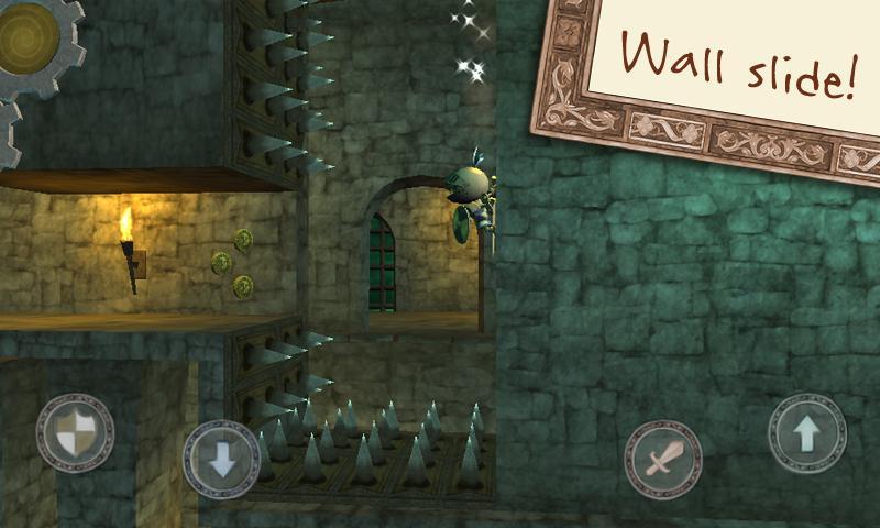 Wind-up Knight screenshot #4