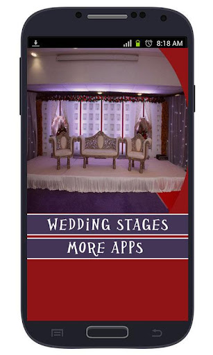 Beautiful Wedding Stages