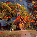 Autumn Pro Live Wallpaper icon