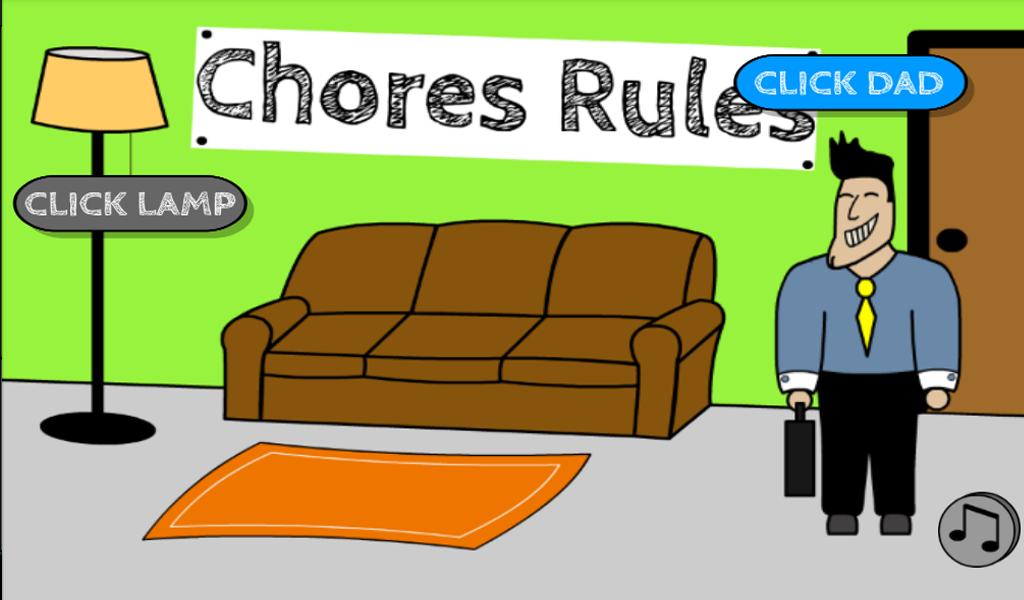 Chores Rules - screenshot
