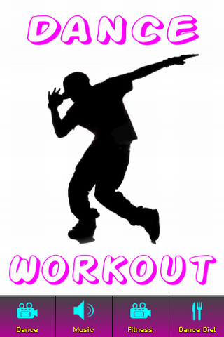 Dance Workout - screenshot