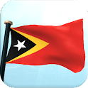 Timor-Leste Flag 3D Wallpaper icon
