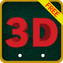 3D Stereograms FREE (不思議アート) icon