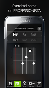 Accordatore Chitarra Tuner - screenshot thumbnail