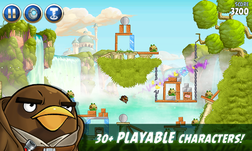 Angry Birds Star Wars II Screenshot 21