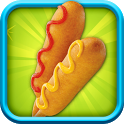 Corn Dogs Maker - Cooking game icon