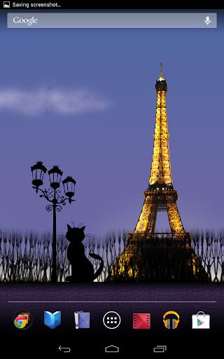 玩個人化App|Mon Ami Paris Live Wallpaper免費|APP試玩