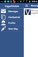 Screenshot of Vagad Visible