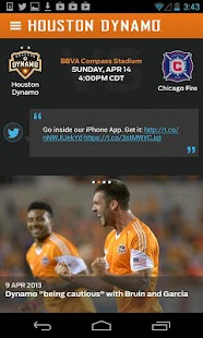 Houston Dynamo - screenshot thumbnail