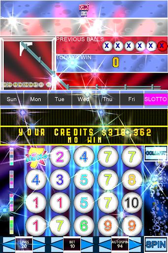 Slotto Balls™ Lottery Slots