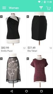thredUP - Shop + Sell Clothing - screenshot thumbnail