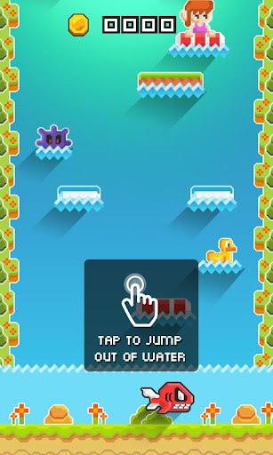 【免費休閒App】Angry Shark Saga-APP點子