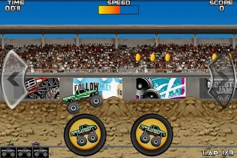 Monster Truck Muddle - screenshot thumbnail