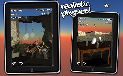Let's Break Stuff! slingshot - screenshot thumbnail