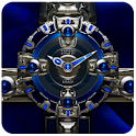 SAPHIR Luxury Clock Widget icon
